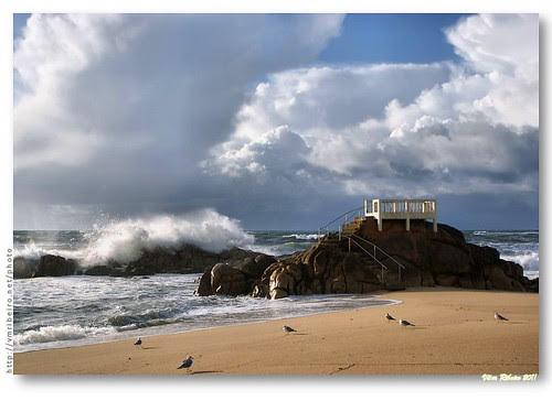 Praia das Caxinas #2 by VRfoto