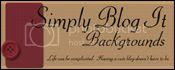Simply Blog It Background