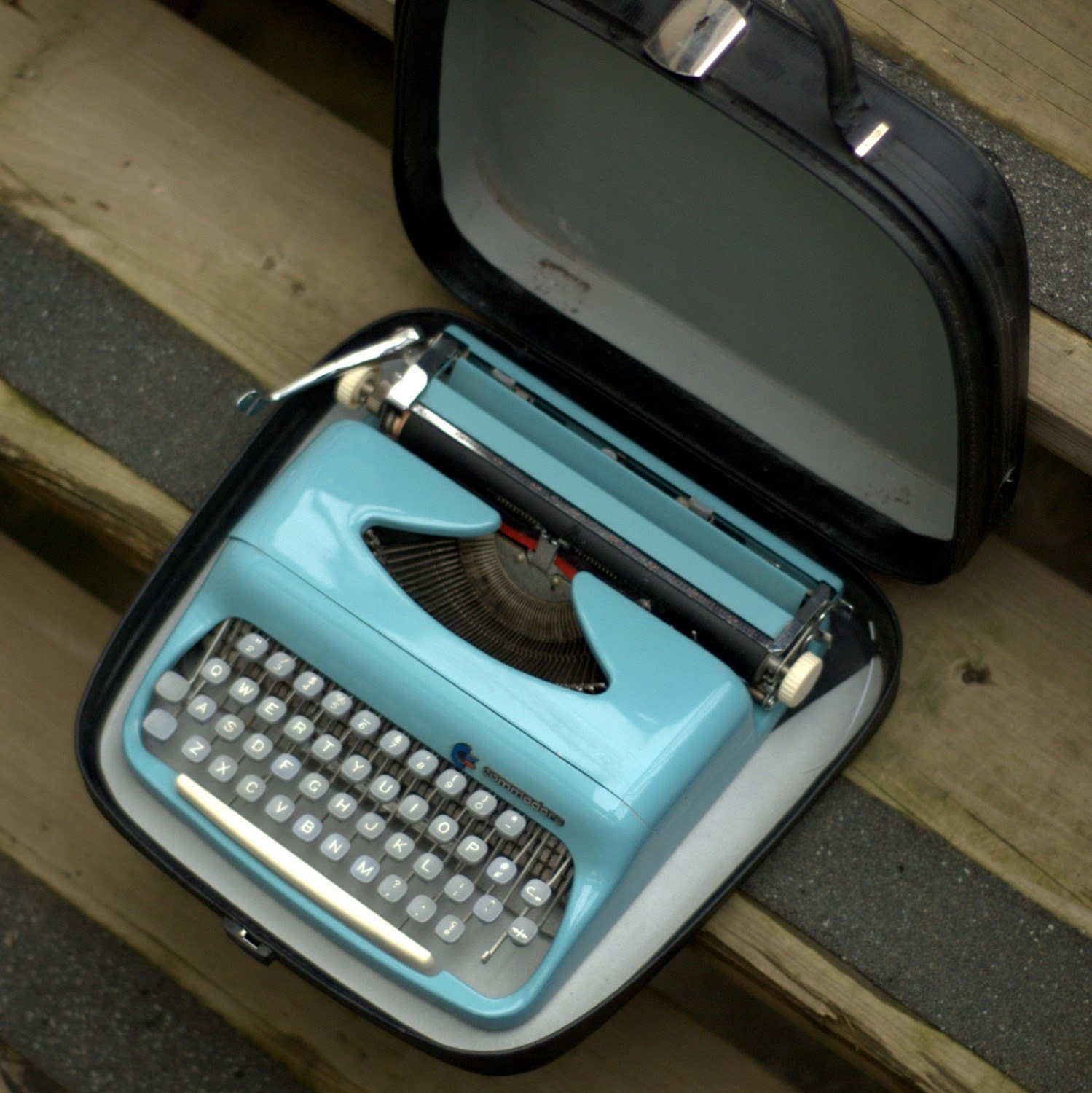 Not A Commodore 64 Vintage Typerwriter