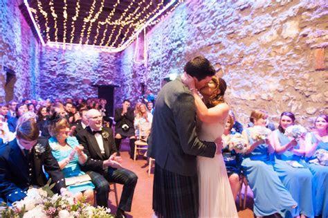 Wedding photography at Bogbain Farm, Inverness