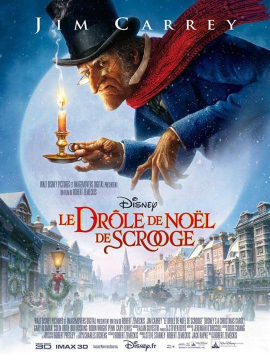 Le Drôle de Noël de Scrooge : Affiche