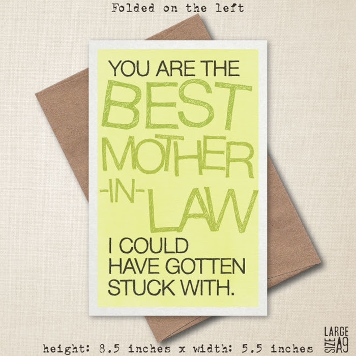 Beautiful Birthday Cards To Send To Your Mother In Law On Her