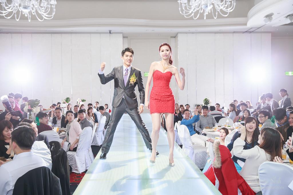 林酒店全球廳婚宴-42