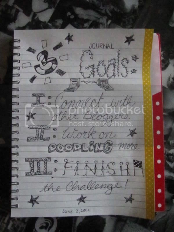 30-day journal challenge day 2