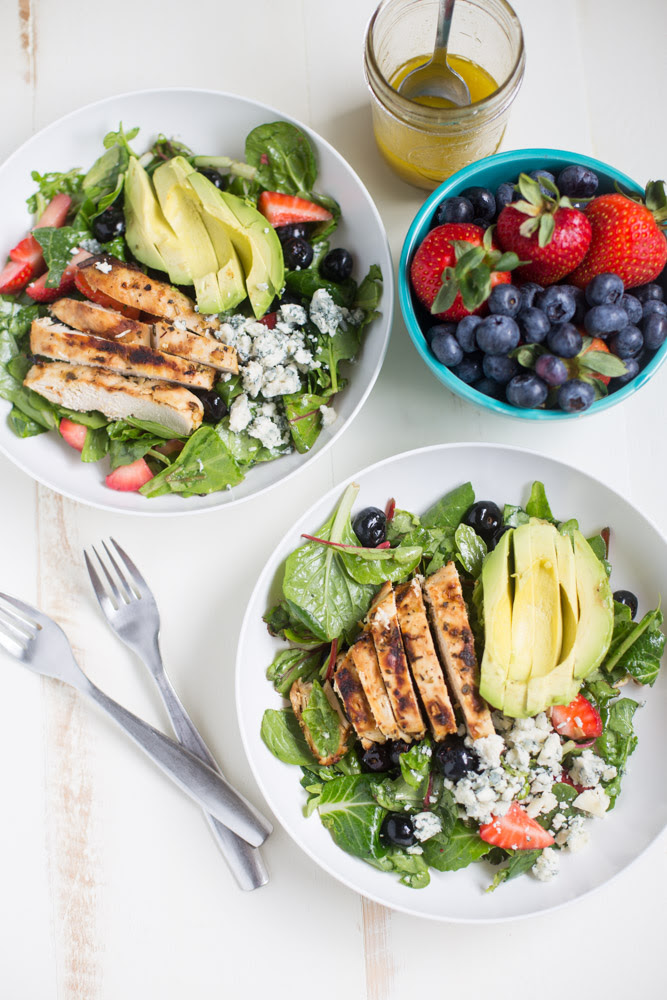 http://www.thisgalcooks.com/gorgonzola-chicken-salad/