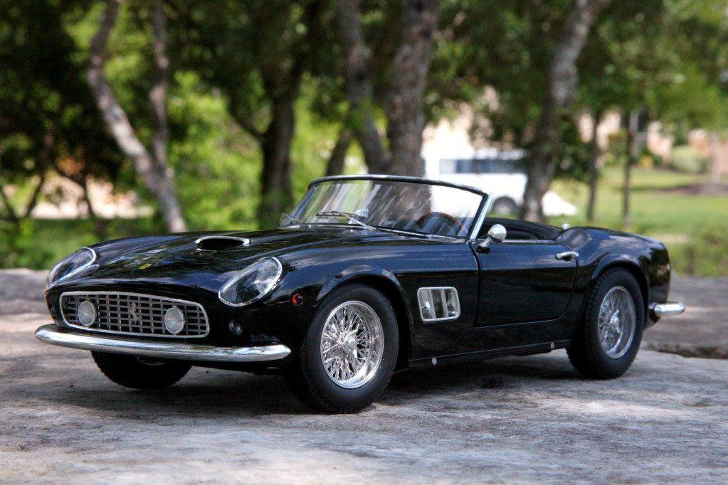Ferrari 250 GT California - DX Classic | Vintage ...