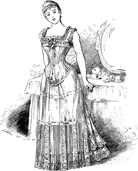 """Résultat de recherche d'images pour """"corset femme &à( si-cle"""""""