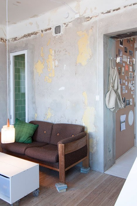 Stockholm apartment by Karin Matz