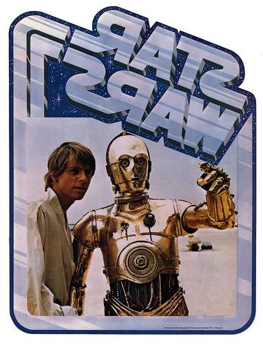 Star Wars Iron-On Transfer Book 031