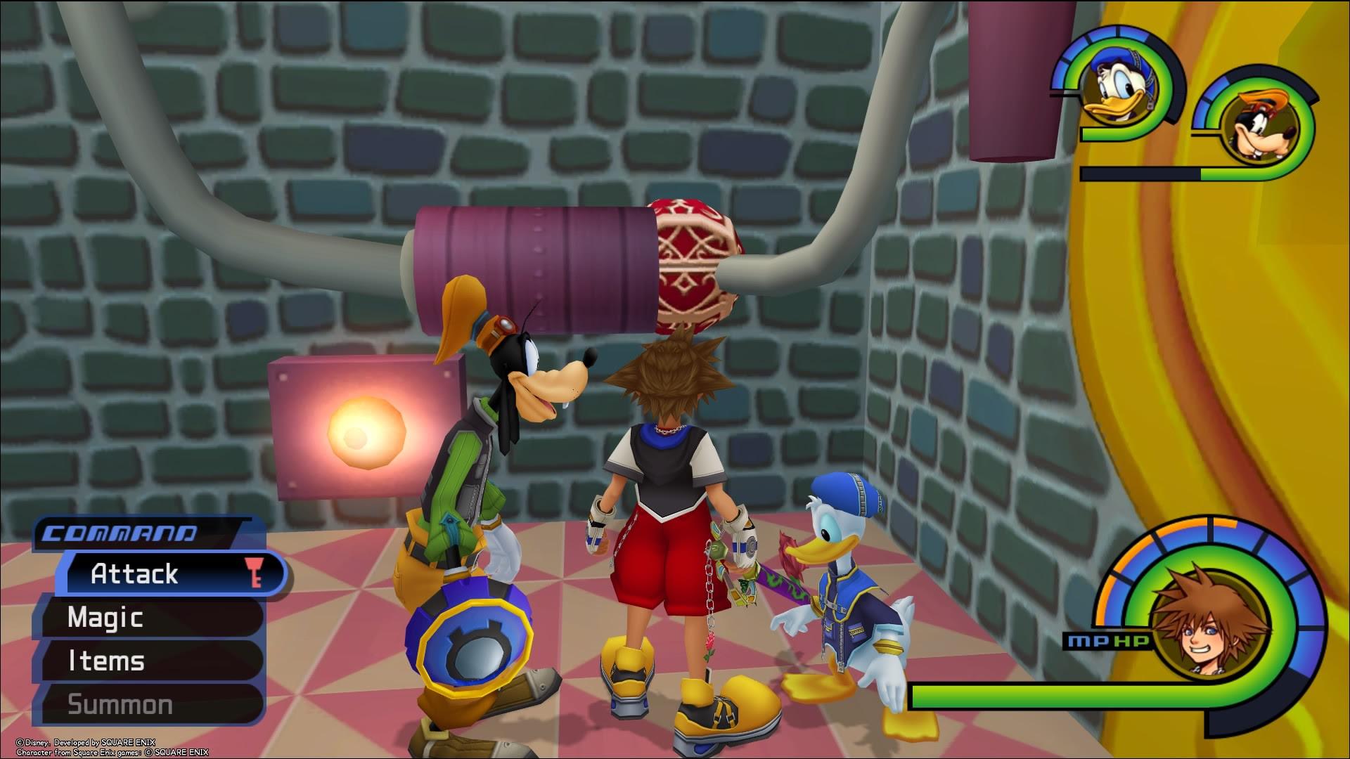 Kingdom Hearts 1 Final Mix Ps4 Gizmo Shop Glitch Kingdom
