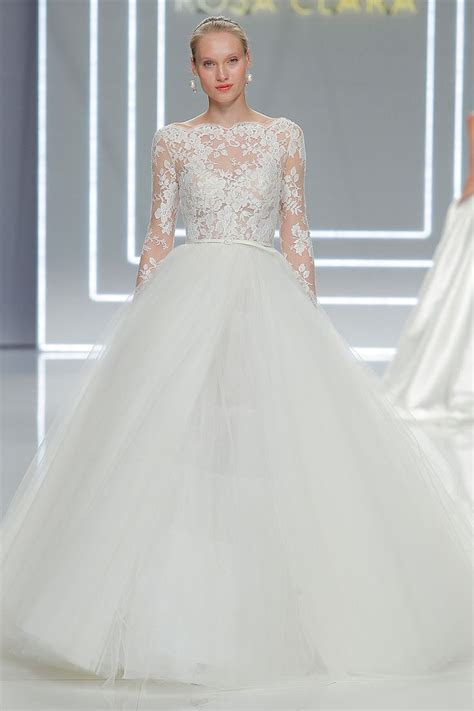 436 best images about Long Sleeved Wedding Dresses on