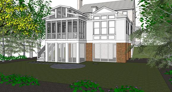 Benefits Of Cad 3d Modeling 3d House Design Home Remodeling Dc