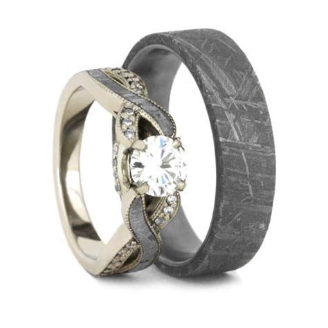 Unique Men's Wedding Bands & Engagement Rings   Jewelry by