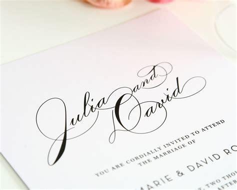 16 Wedding Vintage Script Font Images   Vintage Glam