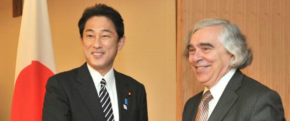 Ernest Moniz fukushima