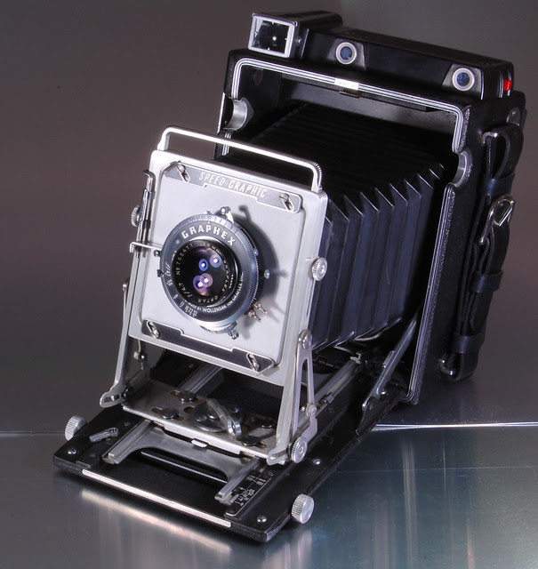 Graflex Speed Graphic (6)
