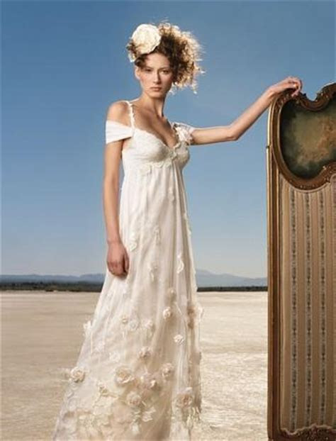 Wedding Dress Designer: Claire Pettibone   Woman Getting