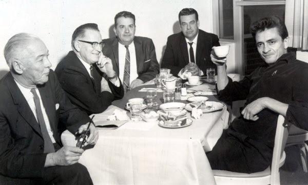 Johnny Cash El Paso 1966