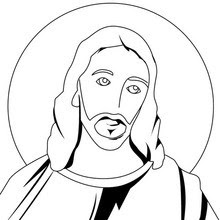Dibujos Para Colorear Cristo Eshellokidscom