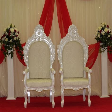 Indian Wedding Chairs For Hire   Sante Blog