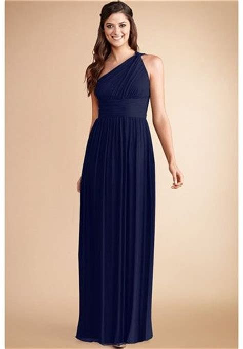 25  best ideas about Midnight blue bridesmaid dresses on