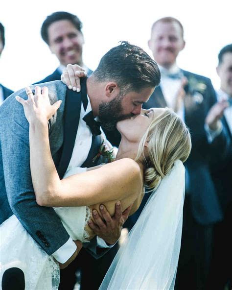 A Boho Wedding on a Private Island in Connecticut   Martha