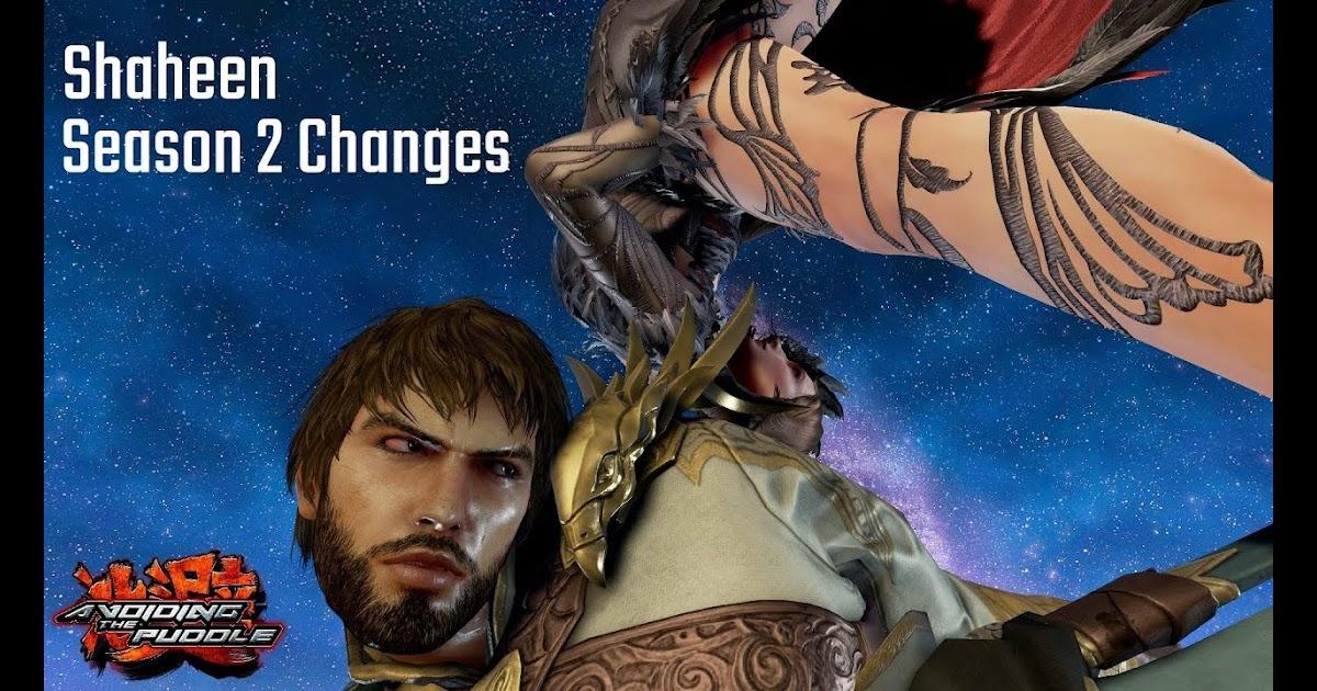Life Of Pets Gidget And Max Kickboxen Tekken 7 Season 2 First Look At Shaheen Changes