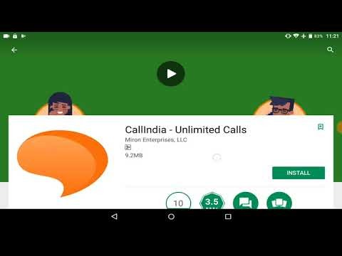 UNLIMITED CALL TO  INDIA