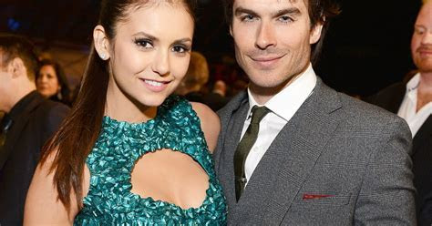 Nina Dobrev Breaks Silence on Ex Ian Somerhalder's Wedding