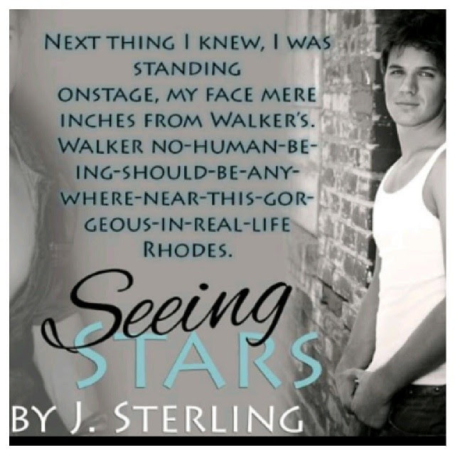 Thursday!!!!!  #SeeingStars (thank you #BookWhoresObsession for the pic/design)