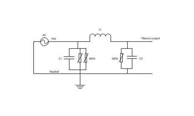 34 Surge Suppressor Circuit Diagram