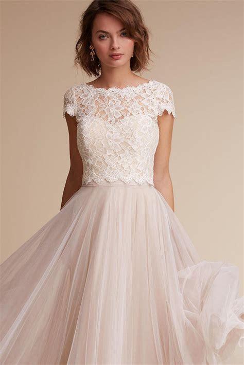Blush Wedding Dress Styles We Love   Southern Living
