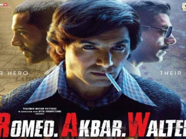 Box Office Collection For Romeo Akbar Walter, Shazam, Junglee, And Kesari