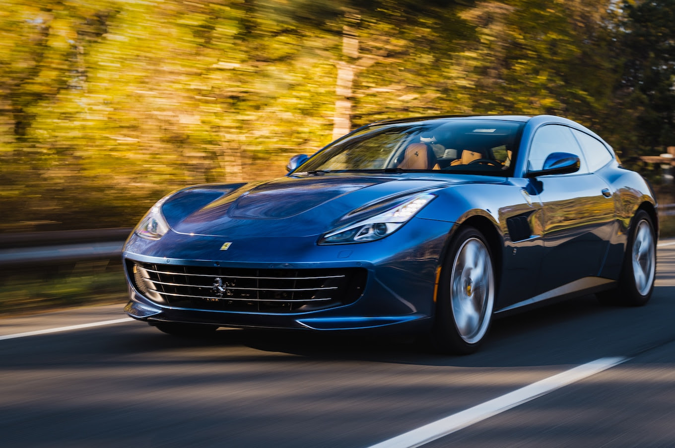 2018 Ferrari GTC4Lusso T First Drive Review: Escape from New York  Motor Trend