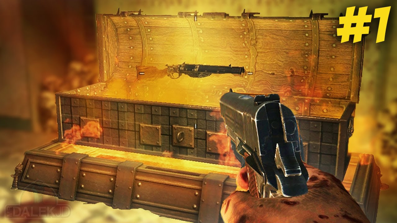 Scariest Zombies Map In Black Ops 2 Mob Of The Dead