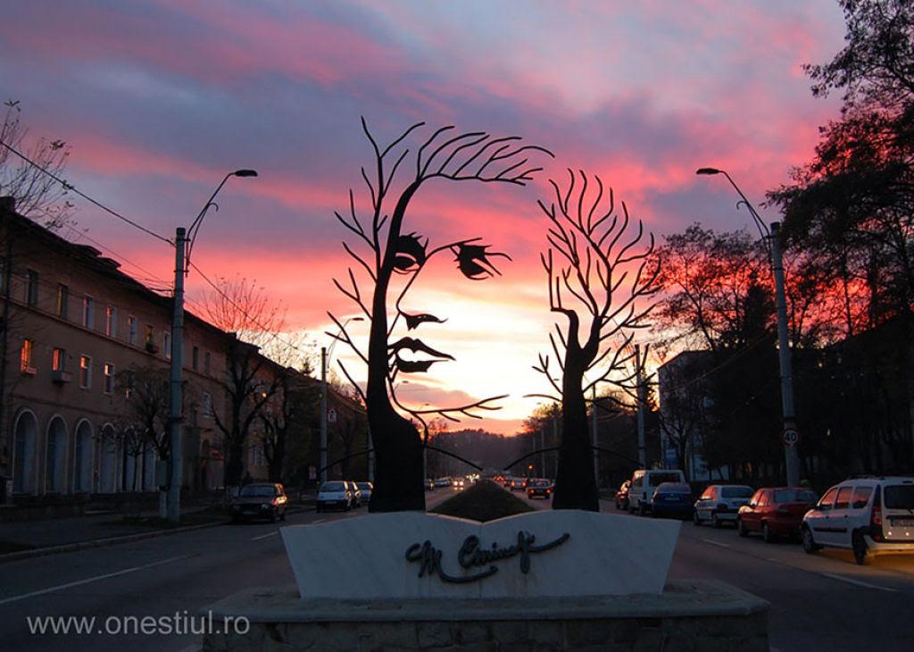 25 esculturas e estátuas criativas de todo o mundo 20