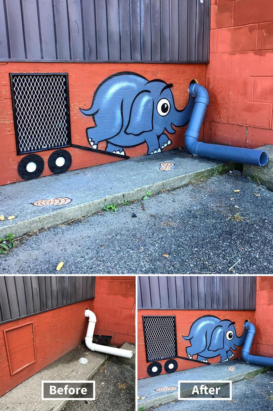 Sokak Sanatı #5
