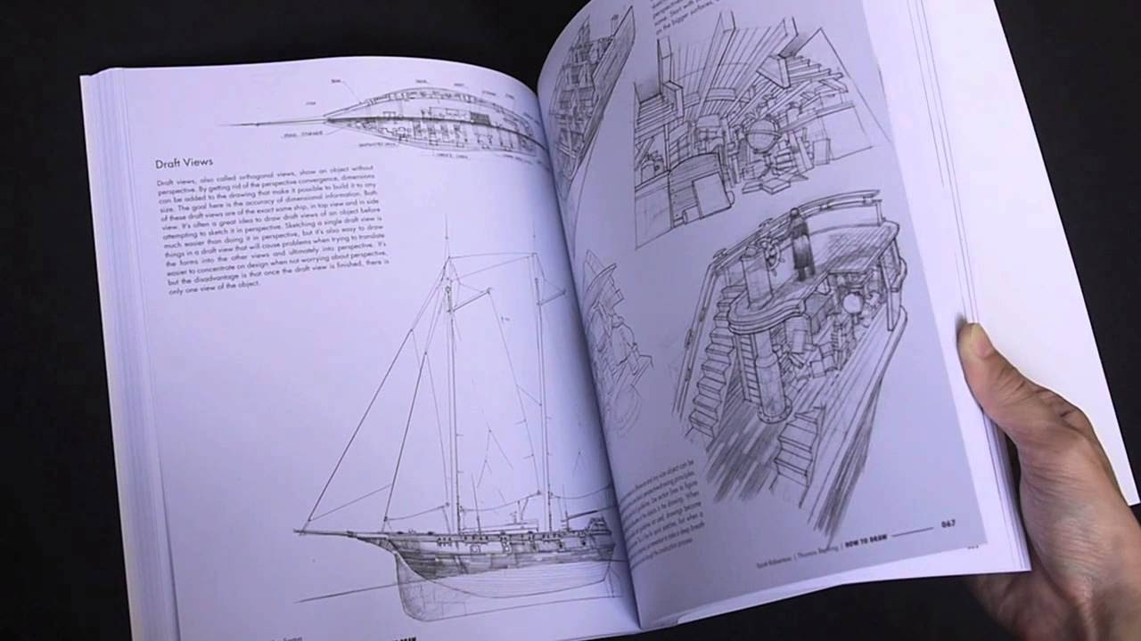 How to Draw: drawing and sketching objects and ...