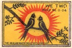 india allumettes 024