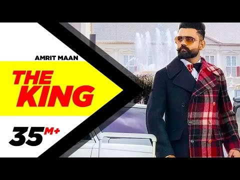 Amrit Maan - The King Lyrics