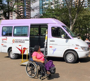 Transporte Especial ATENDE- SP