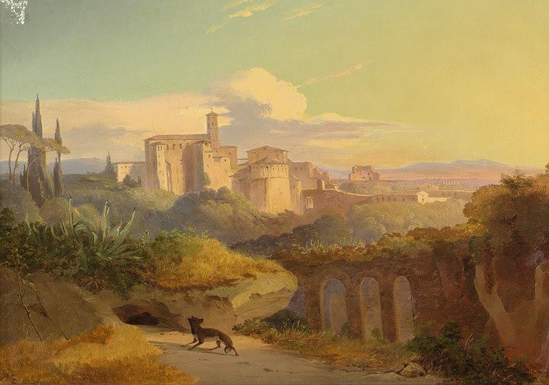 File:Löhr Kloster nahe Rom.jpg