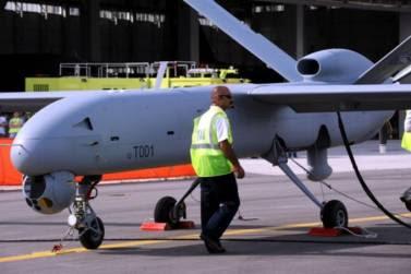 τουρκικά UAV αλωνίζουν ανενόχλητα στο Αιγαίο