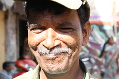 Pandu is a Municipal Sweeper The Best In Bandra by firoze shakir photographerno1