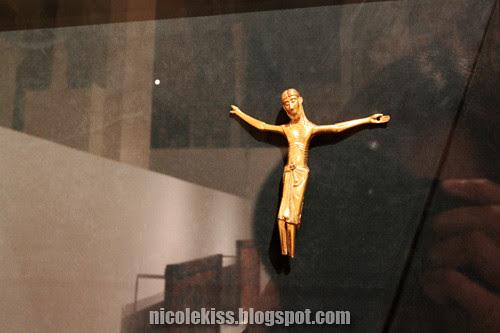 little golden jesus