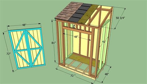 simple tool shed   build  lean  shed