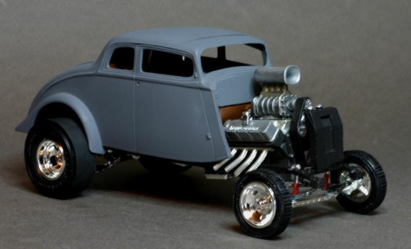 Another 33 Willys Drag Racing Models Model Cars Magazine Forum