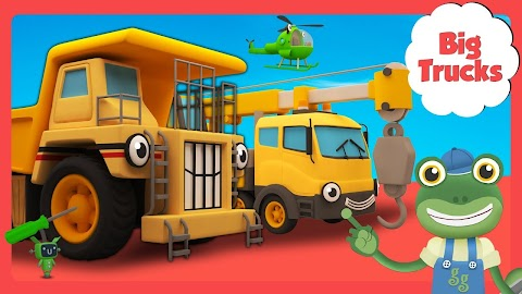Big Truck Video For Kids