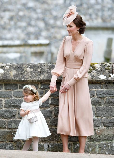Kate Middleton's Wedding Guest Dresses   POPSUGAR Fashion