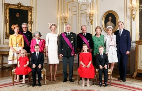 Résultat d'images pour famille royale belge noblesse et royautés
